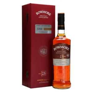 Bowmore 23 Year old Port Matured 1989