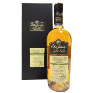 Bowmore Chieftain's Single Cask 27 Year old 1989