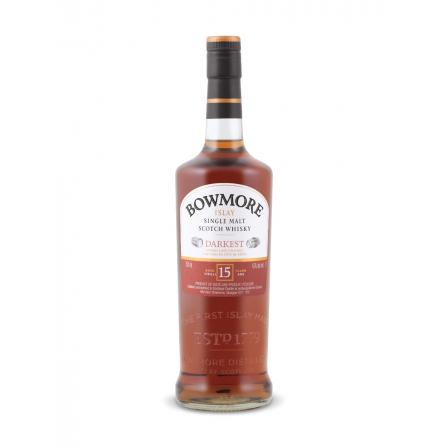 Bowmore Darkest 15 Years