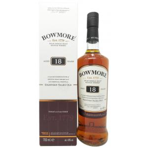 Bowmore Islay 18 Ans