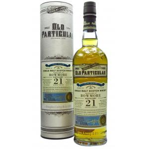 Bowmore Old Particular Single Cask 21 Year old 1998
