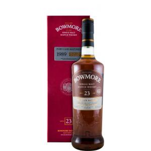Bowmore Port Matured 23 Years 1989