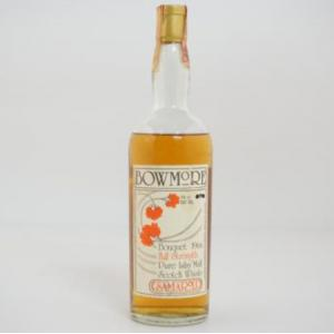 Bowmore Samaroli Bouquet Collection Full Strength Pure Islay Malt 75cl 1966