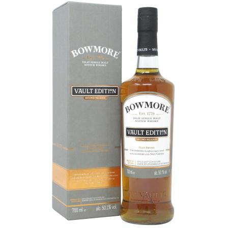 Bowmore Vault Edition Second Release Peat Smoke