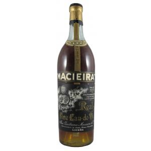 Brandy Macieira 5 Stars Old Bottle