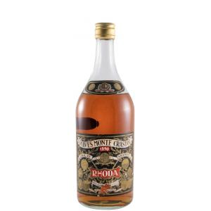 Brandy Monte Crasto Rhoda Old Brandy 1L