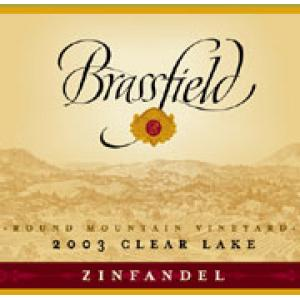 Brassfield Round Mountain Vineyard Zinfandel 2003