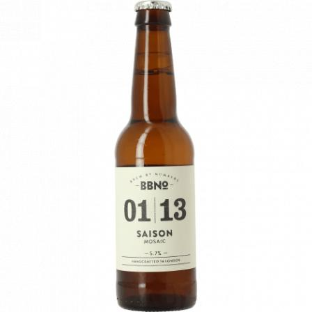Brew By Numbers 01/13 Saison Mosaic