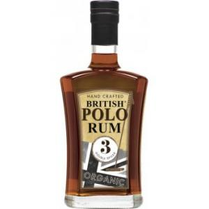 British Polo Gin Organic Double Spiced Rum