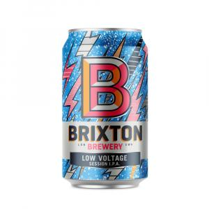 Brixton Brewery Low Voltage Session Ipa Can
