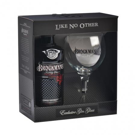 Brockmans Gin 70cl Gift