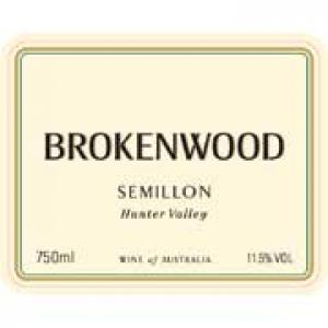 Brokenwood Semillon 2008