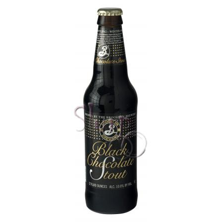 Brooklyn Black Chocolate Stout 355ml