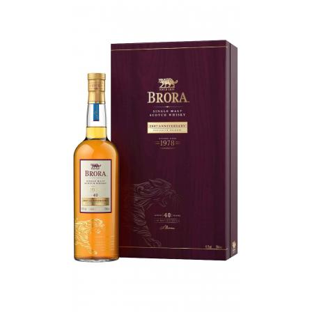 Brora 200th Annivesary Limited Release 40 Ans 1978