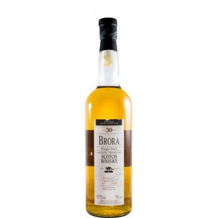 Brora 30 Ans Bouteille Nº Bottled In 2005 1979