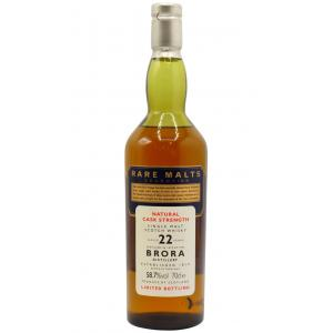 Brora Rare Malts 22 Year old 1972