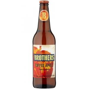 Brothers Toffee Apple Cider 50cl