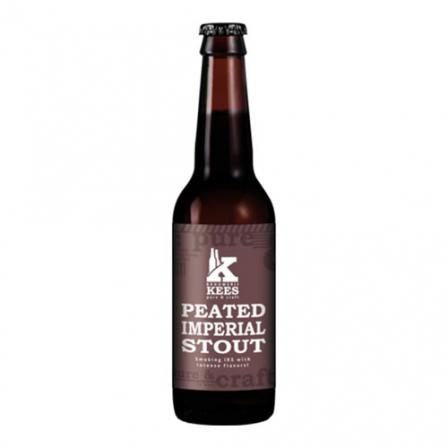 Brouwerij Kees Peated Imperial Russian Stout