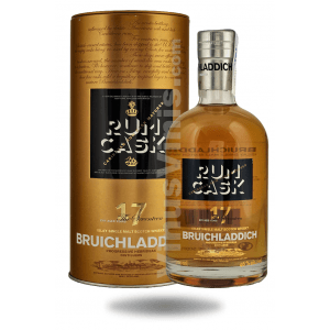 Bruichladdich 17 Years Rum Cask Finish