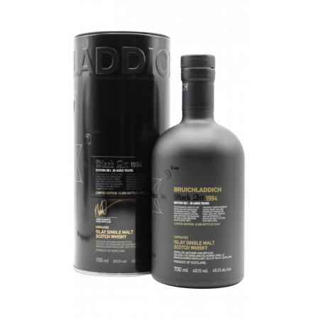 Bruichladdich Black Art 8.1 26 Year old 1994
