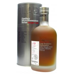 Bruichladdich Micro Provenance Single Cask 11 Year old 2009