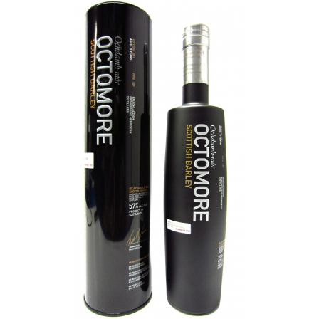 Bruichladdich Octomore 6.1 Scottish Barley 2008