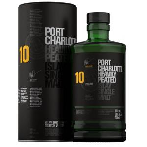 Bruichladdich Port Charlotte 10 Years Heavily Peated