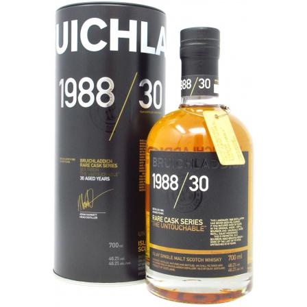 Bruichladdich Rare Cask Series The Untouchable 30 Year old 1988