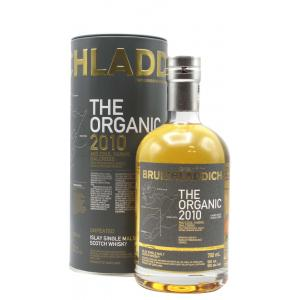 Bruichladdich The Organic 8 Year old 2010