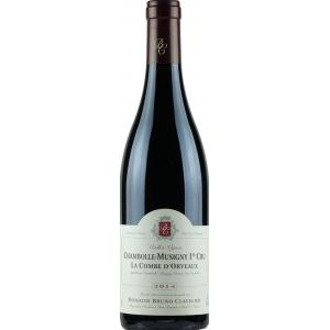 Bruno Clavelier Chambolle Musigny la Combe d'Orveaux 2014