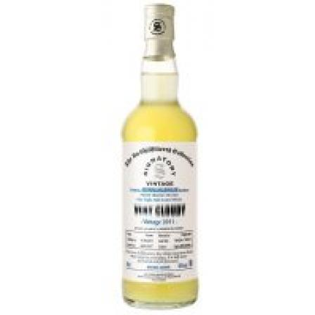 Bunnahabhain Very Cloudy Moine Whisky 2011
