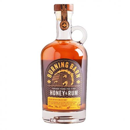 Burning Barn Honey Rum Liqueur