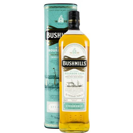 Bushmills Char Cask The Steamship Collection 1L