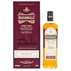 Bushmills Steamship Collection Limited Release 40
