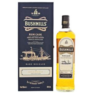 Bushmills Steamship Collection Triple Distilled 0,7