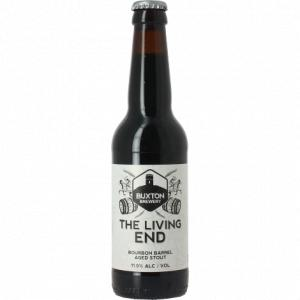 Buxton The Living End Bourbon Ba
