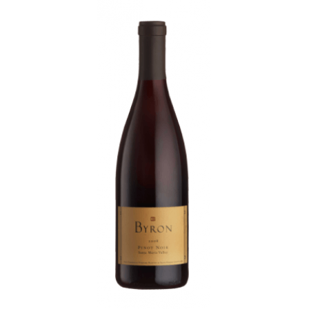 Byron Vineyards Nielson Santa Maria Valley Pinot Noir 2014