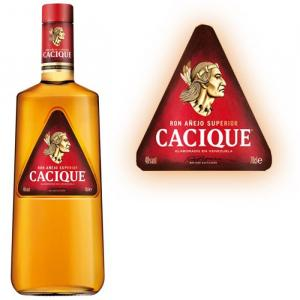 Cacique Añejo 75cl