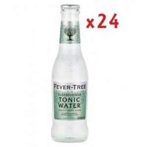 Caja Fever Tree Elderflower 24u