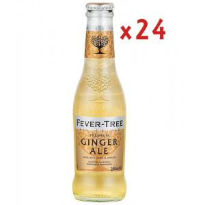 Caja Fever Tree Ginger Ale 24u