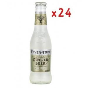 Caja Fever Tree Ginger Beer 24u