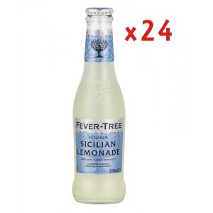 Caja Fever Tree Sicilian Lemonade 24u