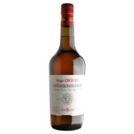 Calvados 8 Anos Groult 200ml
