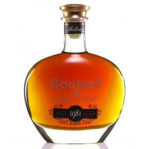 Calvados Boulard Old Bottling 1981