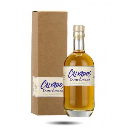 Calvados du Domfrontais 6 Year old 50cl