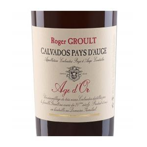 Calvados Groult Age D'Or