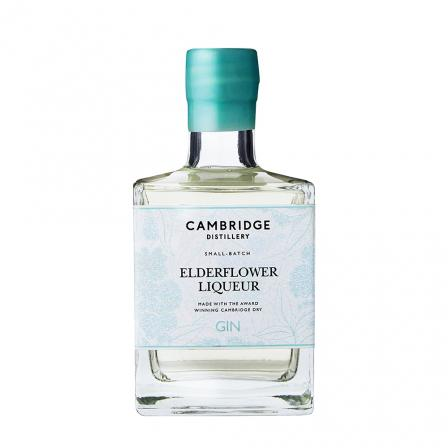 Cambridge Elderflower Liqueur 50cl