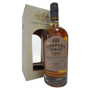 Cambus Coopers Choice Single Cask 24 Year old 1991