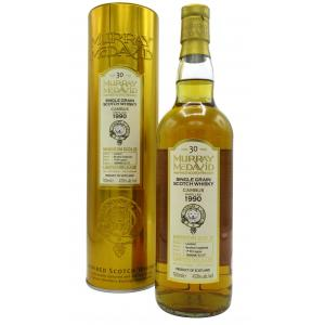 Cambus Murray Mcdavid Mission Gold Limited Edition 30 Year old 1990