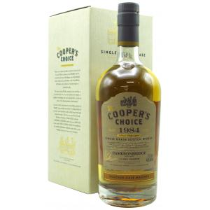 Cameronbridge Cooper's Choice Single Cask 35 Year old 1984